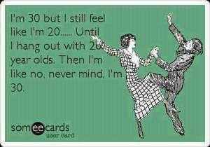 in my 30s